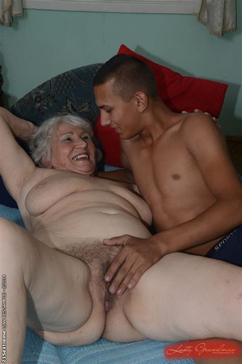 Hairy Pussy Of Sweet Granny Norma Gets Nailed Hardcore