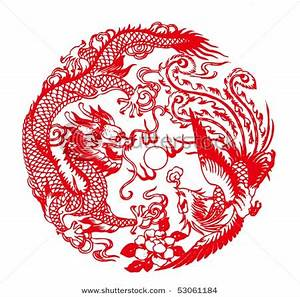 28 best chinese art inspiration images on pinterest With chinese paper cutting templates dragon