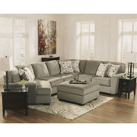 patola park sectional sectionals patola park 12900 4 pc sectional