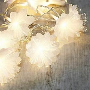 Guirlande Lumineuse Fleur : catgorie guirlande lumineuse page 7 du guide et comparateur d 39 achat ~ Teatrodelosmanantiales.com Idées de Décoration