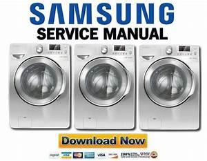 Samsung Wf448aaw Wf448aap Wf448aae Service Manual