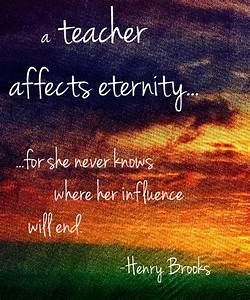 For The Teachers: Thank You   Teacher, Students and School