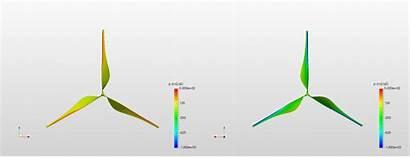 Wind Turbine Blade Lift Structural Fluid Blades