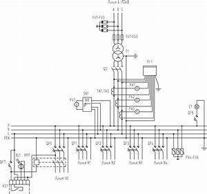 Pole Mounted Transformer Diagram
