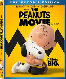 The Peanuts Movie DVD Release Date March 8, 2016