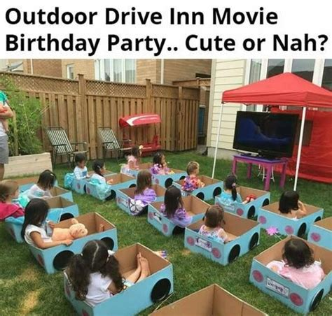 Social Distancing Party Ideas for Kids in 2020 Backyard