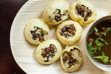 asma cuisine puchkas with tamarind water by asma khan 39 s darjeeling