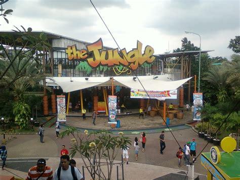paket wisata   jungle bogor sewa rental mobil