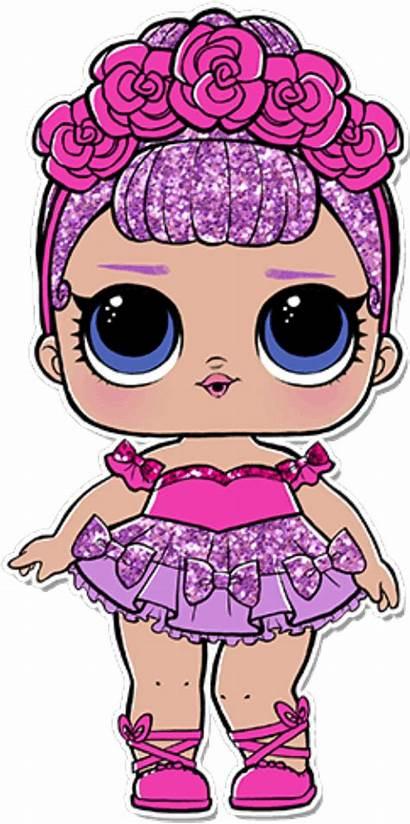 Lol Surprise Queen Sugar Doll Clipart Serie