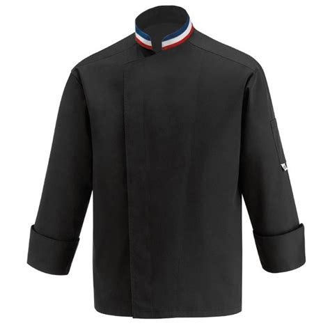 veste de cuisine brod馥 veste de cuisine mof