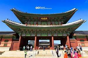 Gyeongbokgung Palace @ Seoul, South Korea