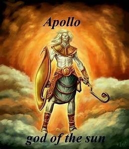 Appson of Zues, God of music, medicine, the arts, and ...