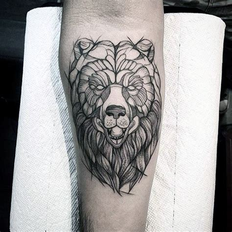 sketch tattoos  men artistic design ideas