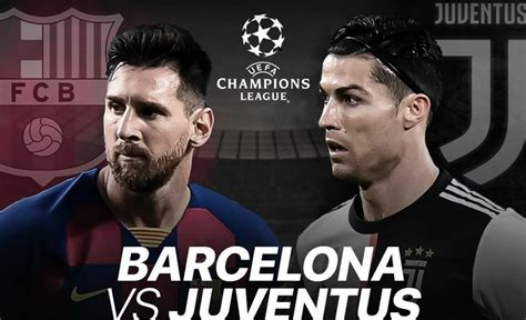 Barcelona Vs Juventus 2020 - Efbbvwx4lqwrtm / Watch ...