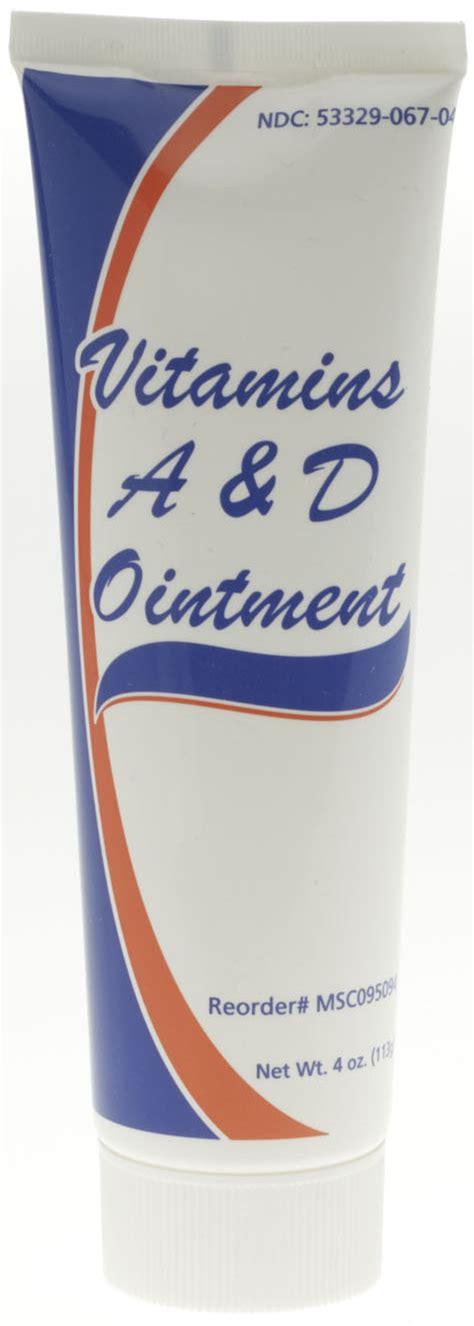 ointment vitamin