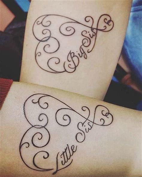 tatouage commun soeur tatouage soeur