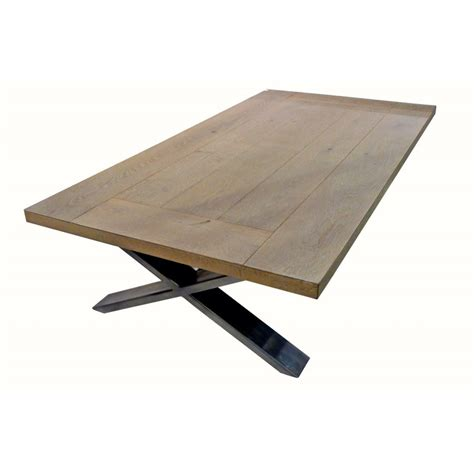 table carree ou rectangulaire table basse cross megeve carr 233 e ou rectangulaire d 233 co en ligne tables basses design