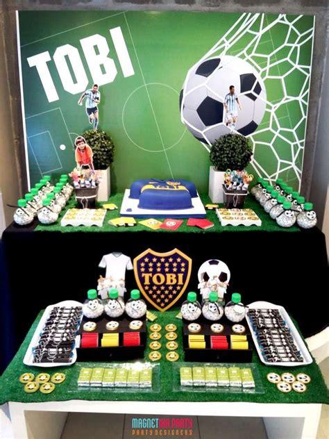 futbol birthday party ideas soccer party ideas soccer