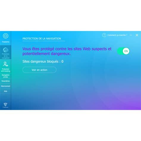 Connexion Bureau à Distance - une protection vpn fiable et sûr freedom de f secure