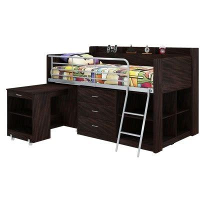 savannah loft bed with desk savannah loft storage bed furniture pinterest