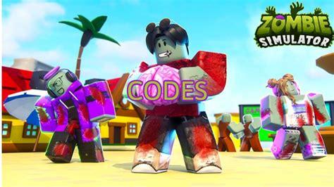 roblox zombie simulator beta  codes november