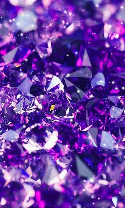 Aesthetic Purple Wallpapers Crystal