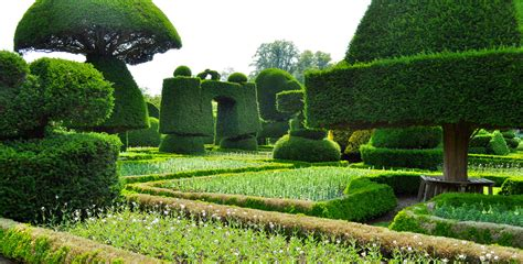 Gardens : Stunning Beauty Of Levens Hall Garden, Uk [9 Pics]