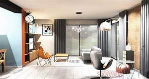 Architecte Interieur Rouen : un int rieur factory rouen 76 mh deco ~ Premium-room.com Idées de Décoration