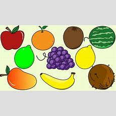 The Fruit Song Youtube