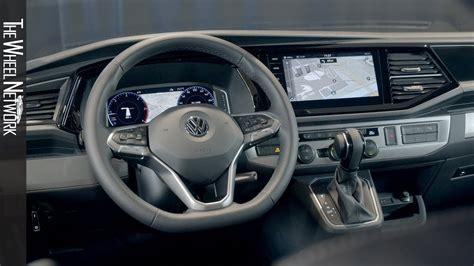 volkswagen multivan  interior transporter