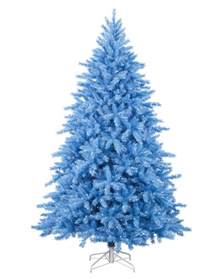 baby blue artificial tree treetopia
