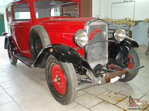 1932 Fiat Balilla 1932 Fiat 508 Balilla 3 Marce Johnywheels