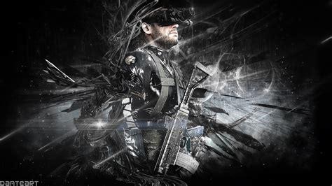 Mgsv The Phantom Pain Wallpaper Metal Gear Solid Wallpaper By Danteartwallpapers On Deviantart