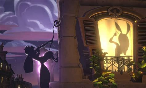 sly cooper thieves  time concept art