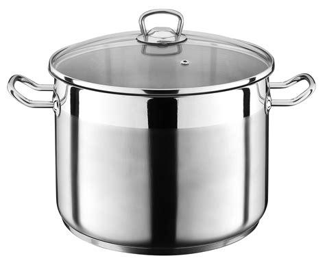10 liter topf 10 liter kochtopf mit glasdeckel suppentopf topf aus real