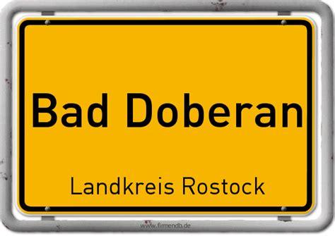 firmen  bad doberan landkreis rostock