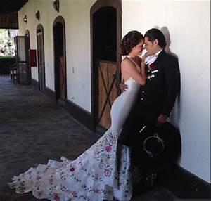charro de novio perfecta boda para una mujer mexicana With mariachi wedding dresses