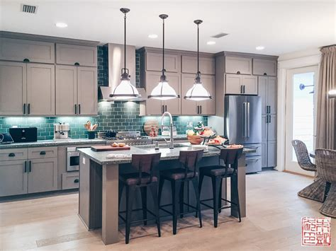kitchen table and island combinations hgtv home 2017 tour and giveaway dessert
