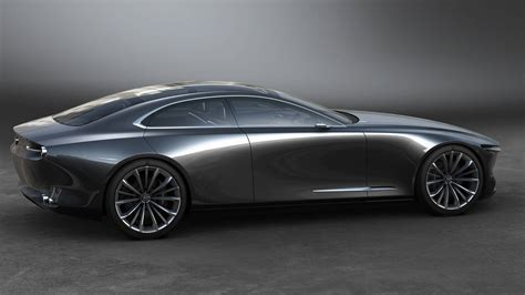 Mazda Rx Vision Concept Car by Mazda Vision Coupe Concept Takes Kodo Soul Of Motion