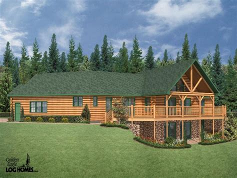 style ranch homes ranch style log homes log cabin ranch style home