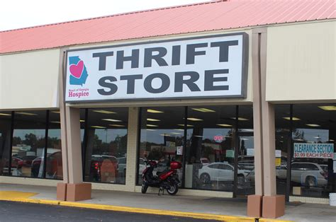 thrift stores heart  georgia hospice