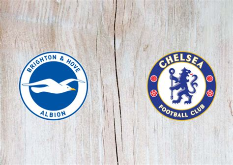 Brighton & Hove Albion vs Chelsea - Highlights 29 August ...