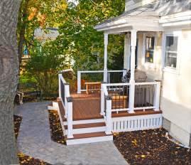 side porches front porches a pictoral essay suburban boston decks and porches