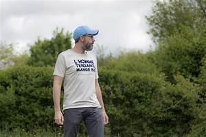 L Homme Tendance : test avis t shirt l 39 homme tendance thique et fun ~ Carolinahurricanesstore.com Idées de Décoration