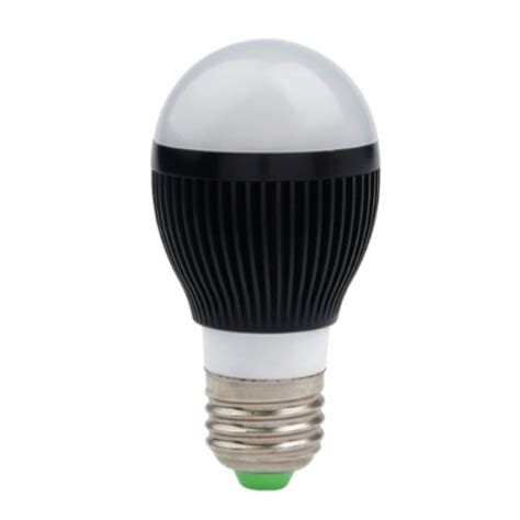led light bulbs e26 e27 3w ecobulb wholesale ledluxor