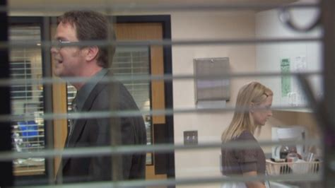 Angela Tells Dwight He Needs To Take Over The Office In The Coup