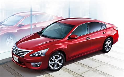 Nissan Teana Hd Picture by 2016 Nissan Teana Iii Pictures Information And Specs