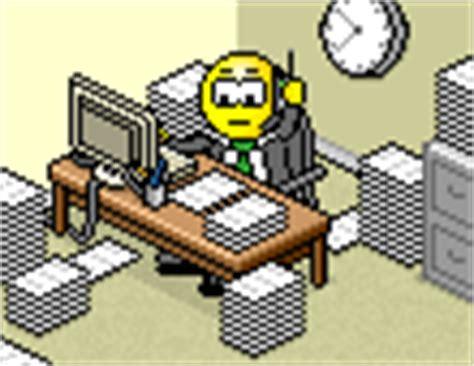 smiley bureau mon métier 4 bureau smiley emoticone le gif bouge