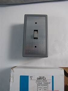 Siemens Smffg1 Manual Starter Toggle Switch New