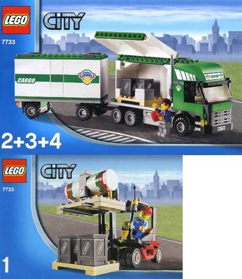 77331 Truck & Forklift  Brickset Lego Set Guide And